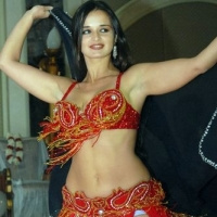 Russian Belly Dancers in Delhi